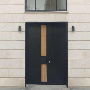 דלתות כניסה כנף וחצי FOX