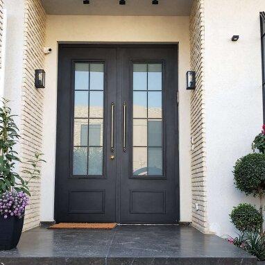 דלתות כניסה דגם חלון צרפתי