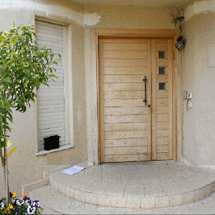 דלתות הבית של דורית