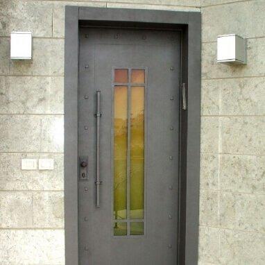 דלתות כניסה דגם TM