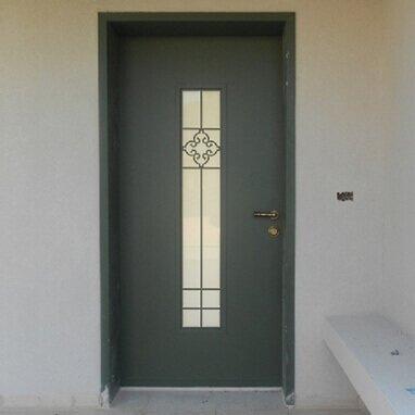 דלתות כניסה דגם DN