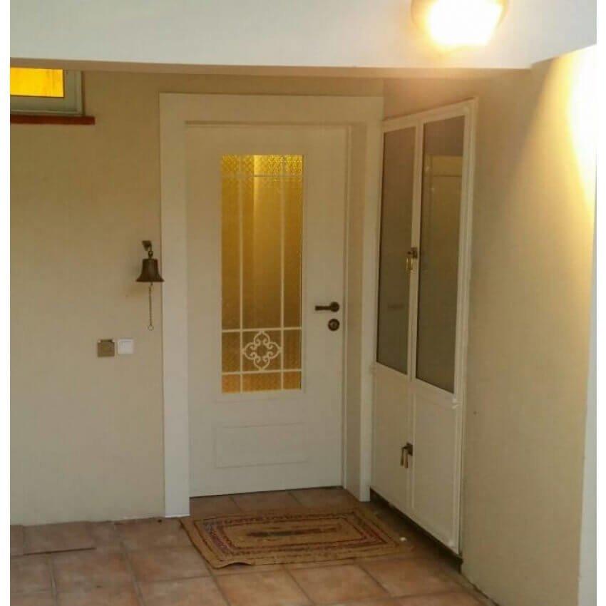 עיצוב כניסה ודלת לבית