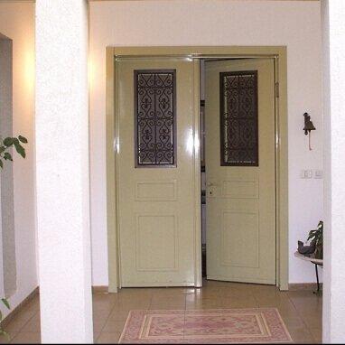 דלת כניסה כנף וחצי דגם MK