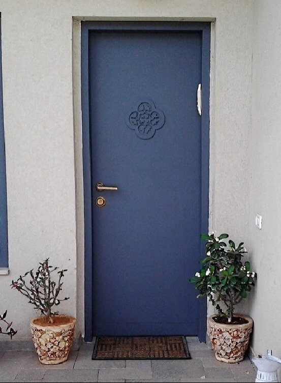 דלתות עשויות פלדה
