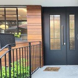 דלתות מעוצבות דגם GRAY