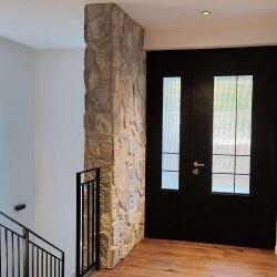 דלת כניסה דגם GRAY