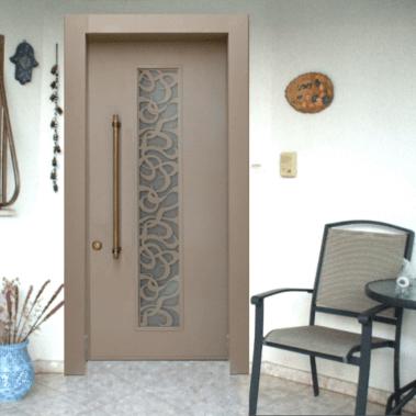 דלת כניסה דגם EF