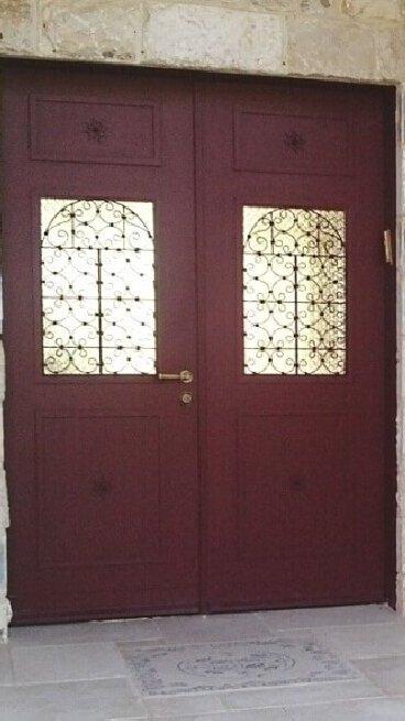 דלתות מעוצבות בירושלים ALGIR