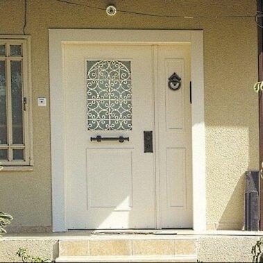 דלתות כניסה ALGIR דלת וחצי