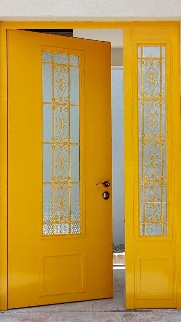 דלתות מעוצבות מינה ורם