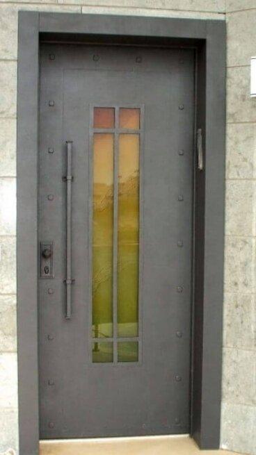 דלתות מעוצבות של וריאציה(1)