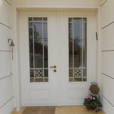 GLR דלת כפולה
