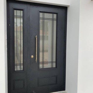 דלתות קו אפס דגם RV