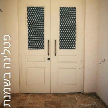 דלתות קו אפס PATELINA