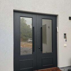 דלת אלומיניום דגם MEITAL בית אליאב