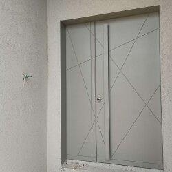 דלת אלומיניום דגם NATALY 2
