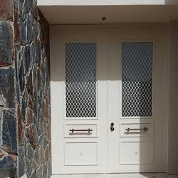 דלת אלומיניום דגם PATELINA