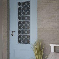 דלת כניסה קו אפס דגם LILY