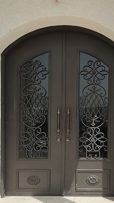 דלת קשת וריאציה