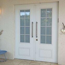 דלתות כניסה חלון צרפתי - מתן