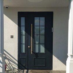 דלתוחצי דגם חלון צרפתי - עוז יבנה