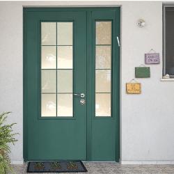 דלת וחצי חלון צרפתי