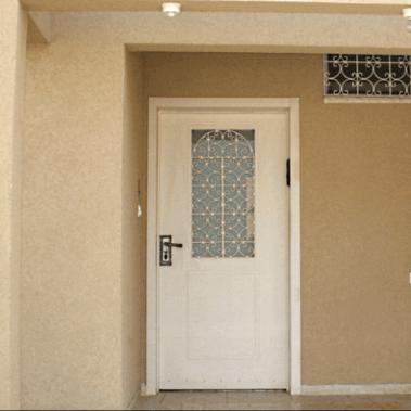 דלת כניסה ALGIR לבן תל עדשים
