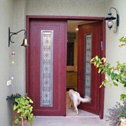 דלתות מעוצבות בכפר מנחם AV