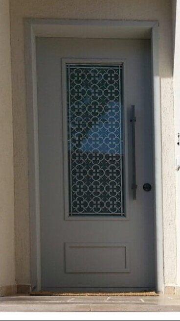 דלתות מעוצבות בסגנון כפרי(1)