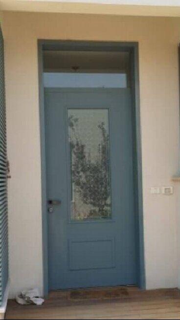 דלת וריאציה בבאר טוביה