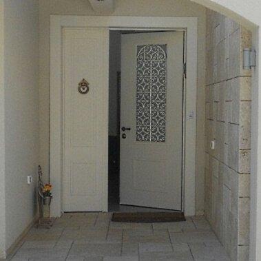 דלת כניסה ALGIR לבן