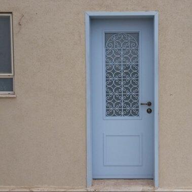 דלת כניסה ALGIR תכלת