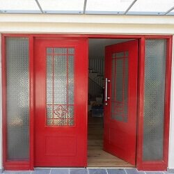 דלתות מעוצבות מיוחדות GLR