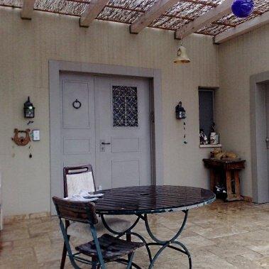 דלת כניסה ALGIR אפור בהיר